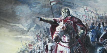 Боевой клич рыцарей