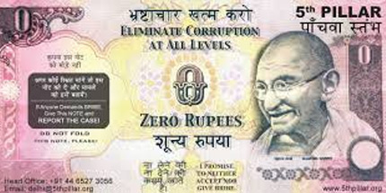 Ноль рупий