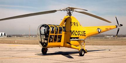 Первые вертолеты Сикорского