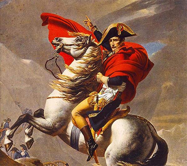 Наполеон от великого до смешного