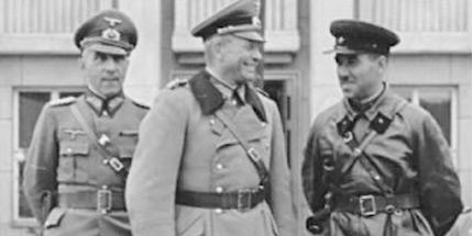 СССР и фашисты