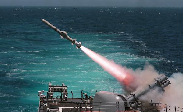 Противокорабельная ракета Гарпун