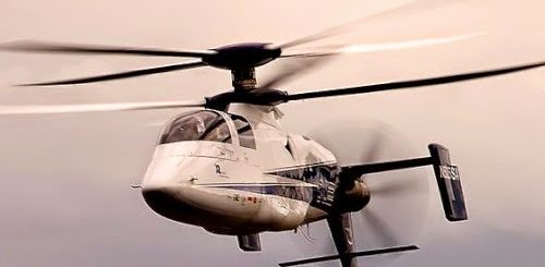 x-2 экспериментальный вертолет