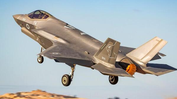 """F-35, признаки """"невидимки"""""""