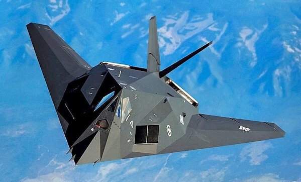 F-117A Стелс